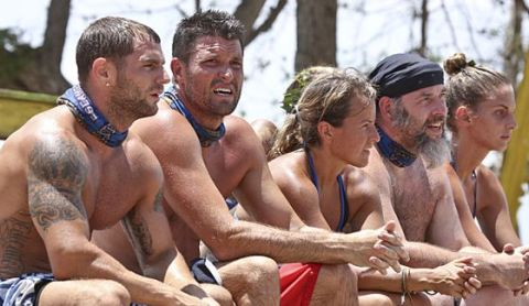 Survivor 2015 castaways on Worlds Apart episode 03