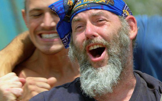 Survivor 2015 castaway Dan Foley
