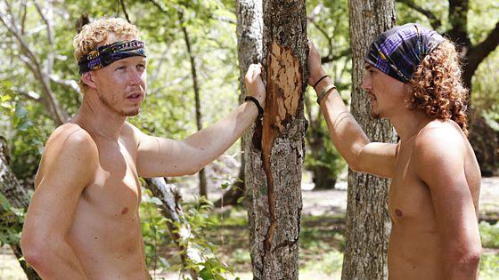 Tyler Fredrickson & Joe Anglim on Survivor 2015