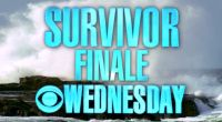 Survivor 2015 finale on Wednesday