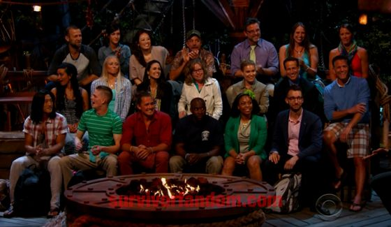 Survivor Second Chance cast together for first time