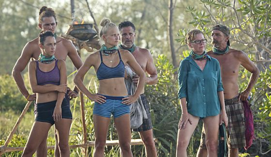 Ta Keo tribe on Survivor 2015
