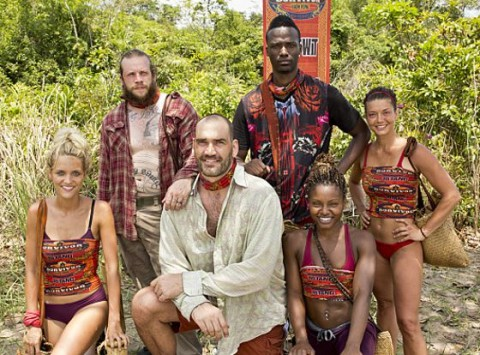 To Tang 'Brawn' Tribe on Survivor 2016