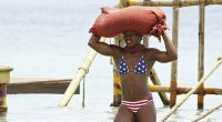 Cydney Gillon competes on Survivor 2016 Kaoh Rong