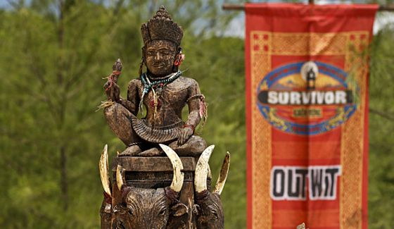 Survivor 2016 Immunity Idol for Kaoh Rong