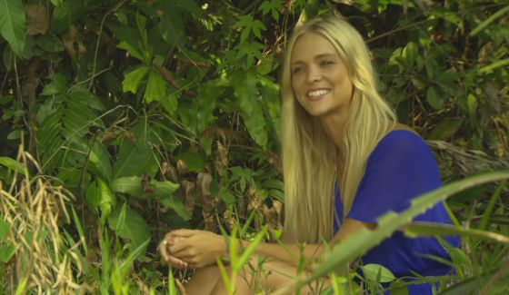 """Alecia Holden """"Day After"""" interview on Survivor 2016"""
