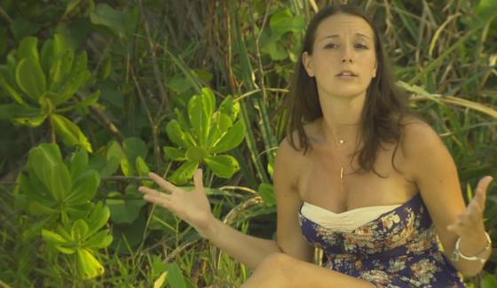 "Anna Khait ""Day After"" Survivor Eviction Interview"