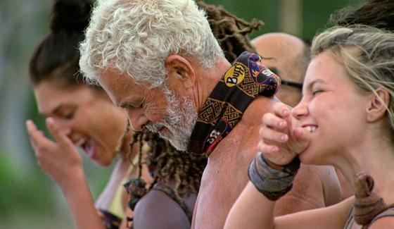Castaways prepare to compete for reward on Survivor Kaoh Rong