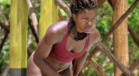 Cydney prepares to compete for Immunity on Survivor Kaoh Rong