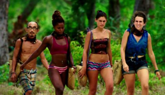 Survivor 2016 Final Four on Kaoh Rong