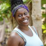 Ciandre Taylor on SURVIVOR