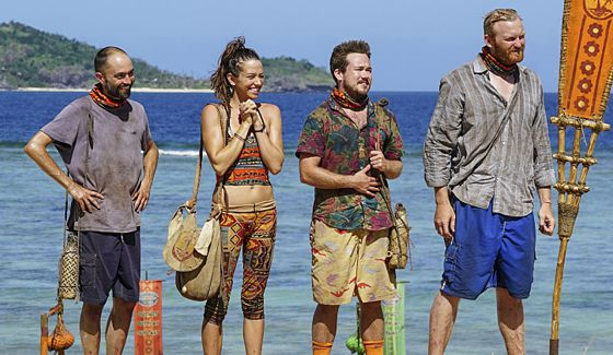Vanua tribe on Survivor S33