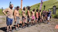 Castaways draw for captains on Survivor 2016