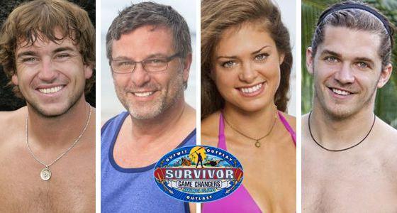 Survivor 2017 castaways - group 04