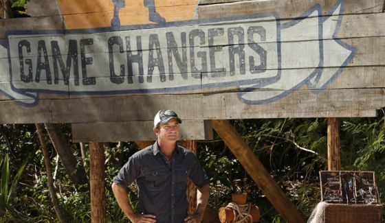 Jeff Probst on Survivor 2017 Game Changers