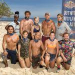 Nuku tribe on Survivor 2017
