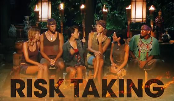 Risk Takers on Survivor 2017's Game Changers