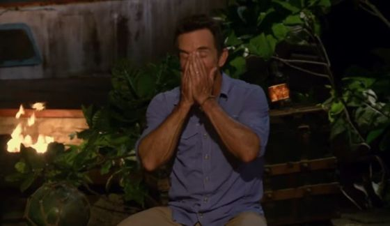 Jeff Probst is shocked at latest Tribal Council on Survivor 2017