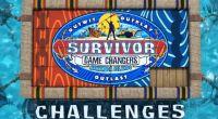 Survivor 2017 Game Changers Challenges