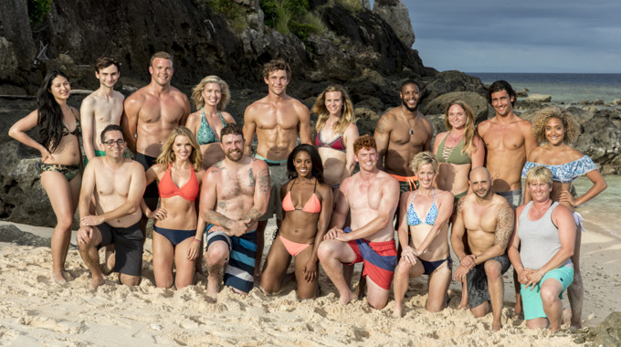 Survivor 2017's cast of Season 35