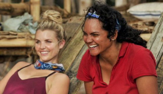 Sandra and Andrea on Survivor 2017 Game Changers