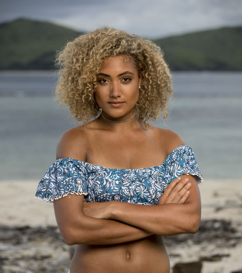Ali Elliot – Survivor 2017