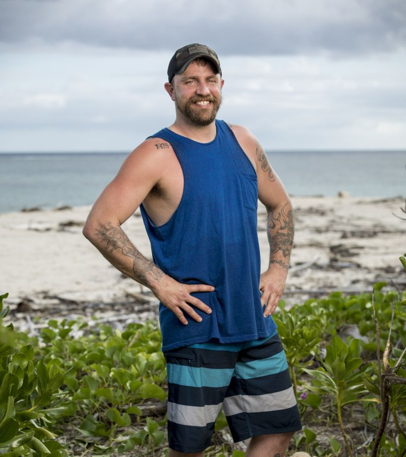 Ben Driebergen – Survivor 2017