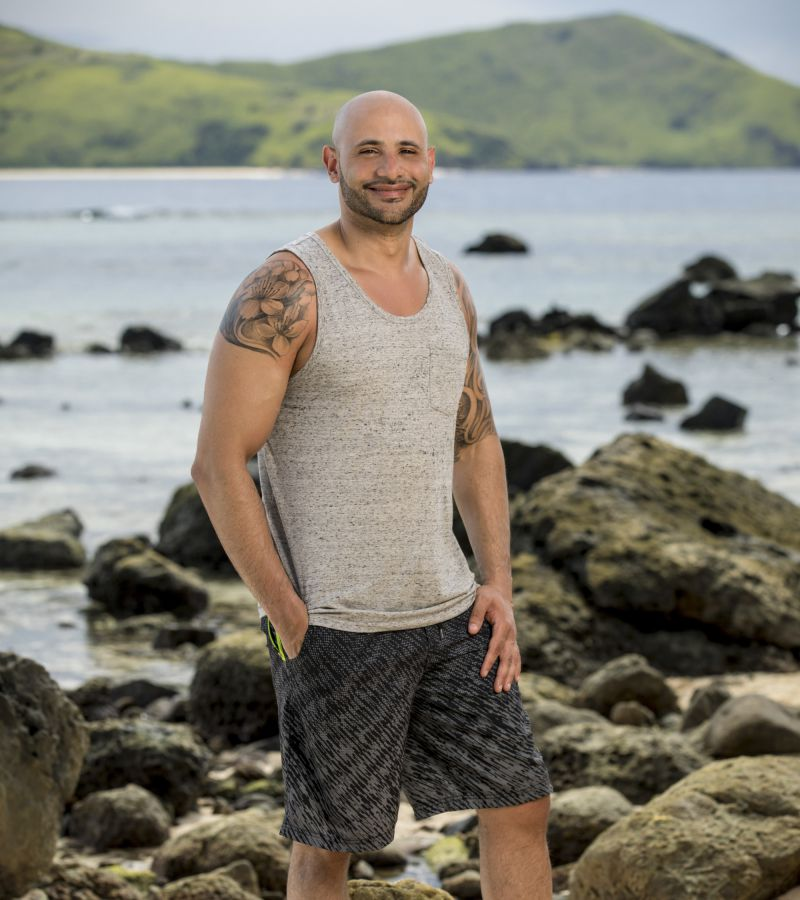 Joe Mena – Survivor 2017