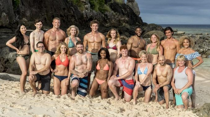 Survivor 2017 S35 cast