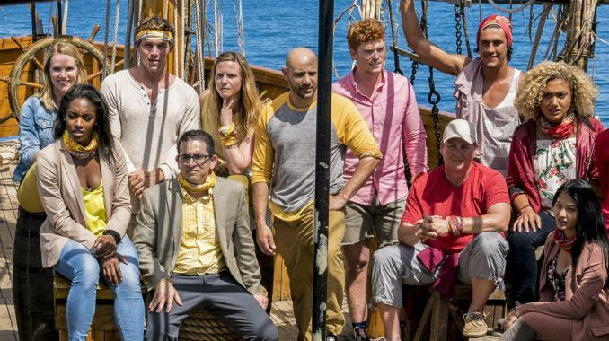 Survivor 2017 castaways in season premiere