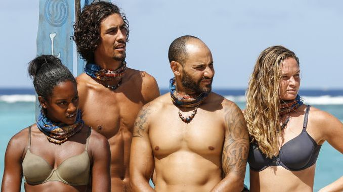 Survivor 2017's new blue tribe