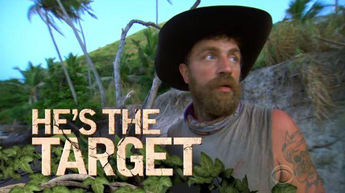 Ben is the target on Survivor 2017