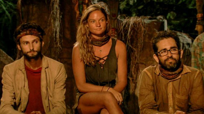 Tribal Council episode 13 on Survivor 2017