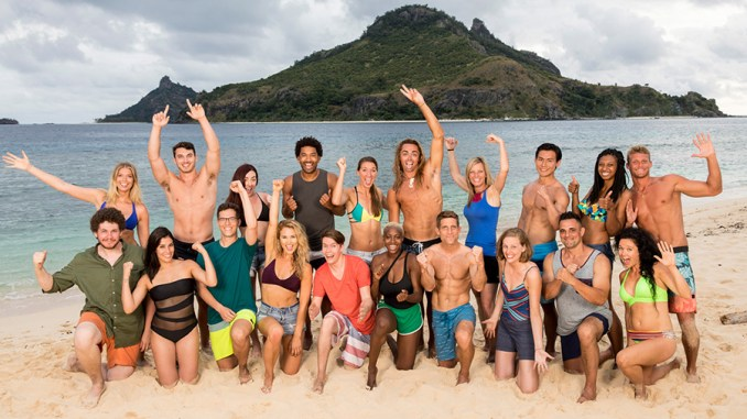 Survivor 2018 castaways