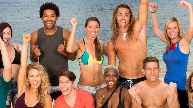 Survivor 2018 S36 Cast