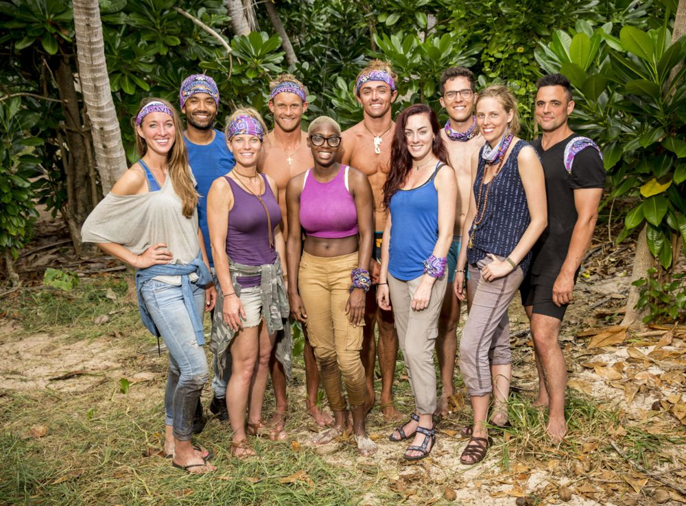 Survivor 2018 S36 Naviti Tribe