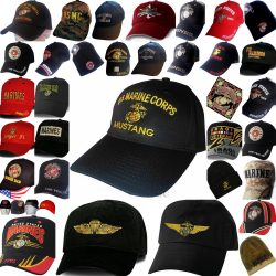 Marine Covers Hats Bandannas