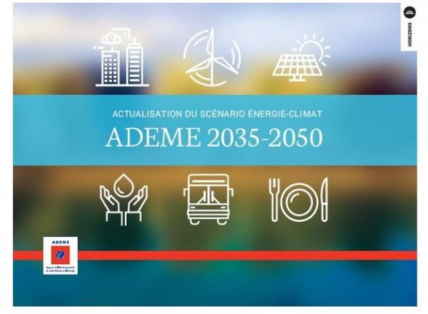 2035-2050 : l'ADEME actualise son scénario énergie-climat
