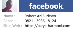 Facebook Robert Ari Sudewo Ponsel