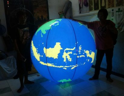 balon light globe