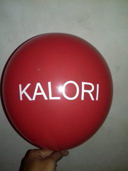 balon print kalori