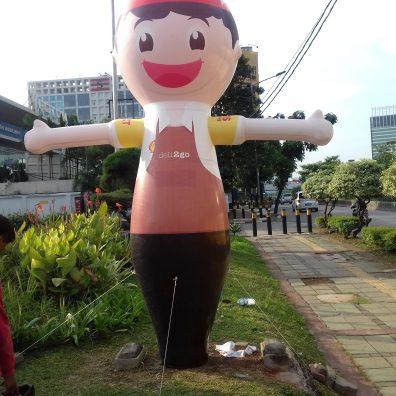balon karakter