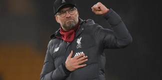 Manajer Liverpool Jurgen Klopp (Sumber Foto: Livescore)