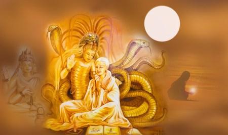 Ashtanga Yoga di Maharishi Patanjali