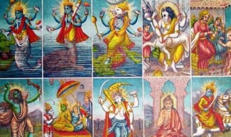 Mitologia Indiana, Dashavatara
