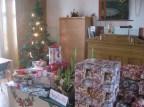 Hemliga julklappar och amaryllis.