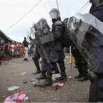Snapshots from Ferguson and Liberia: Something's Happening HERE