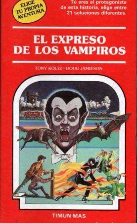 El expreso de los vampiros