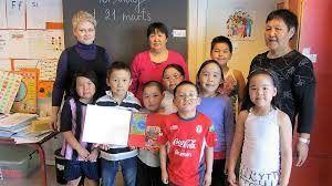 escuela inuit