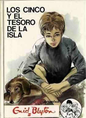 Los Cinco y el tesoro de la isla